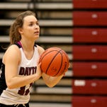 Dayton senior Shawnie Spink is the West Valley player of the year yet again