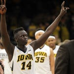 Photos: Iowa vs. TCU NIT second round