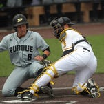 Hawkeyes falter after rain delay, drop Big Ten opener to Purdue