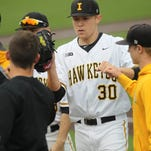 12 photos: Iowa vs. Purdue baseball
