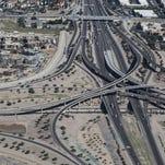 Phoenix-area freeway history