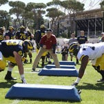 Michigan football's Rome trip a true learning experience