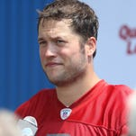 Lions QB Matthew Stafford: Carr, Cousins contracts don't matter to me