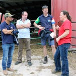 11 Nuffield scholars visit Wisconsin farms