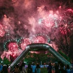 Here's everything you need to know about Detroit's Ford Fireworks