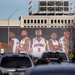 ESPN: Detroit Pistons to open preseason at Little Caesars Arena vs. Hornets