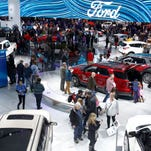 8-year contract to keep auto show at Cobo Center