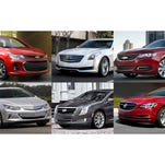 Report: GM may eliminate up to six cars from lineup