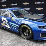 Chevy Camaro returning to NASCAR Cup Series in 2018: 'It's a monster'