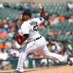 Tigers send down Bruce Rondon to Toledo to make room for Michael Fulmer