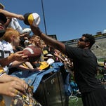 'Freshman Mic'd Up' takes fans inside the lives of Iowa's freshmen ... and it's pretty amazing