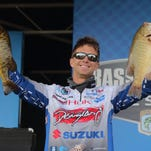 Bassmasters Elite: Mosley hauls in more than 45 pounds for 2-day lead