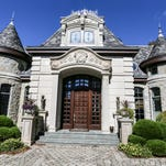 Photos: Arresting architecture at Orchard Lake mansion
