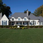 French-style Grosse Pointe home comes with a view of Lake St. Clair