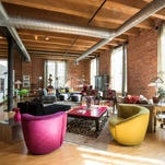 Iron and light: Industrial loft in Rivertown blends factory beginnings with modern amenities