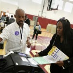 Michigan uses controversial voter registration check