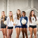 Listed: GameTimePA's YAIAA girls' volleyball all-stars for 2017