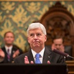 Gov. Rick Snyder: State to end problem-plagued privatization experiment with prison food