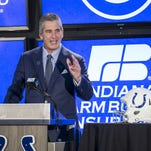 Here's what Colts coach Frank Reich said during his introductory press conference