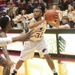 ULM guard Justin Roberson is coming off a minor injury and a key component to the Warhawks' success as they close out the final four games of the regular season.