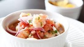 Kiki's Shrimp Cevechi