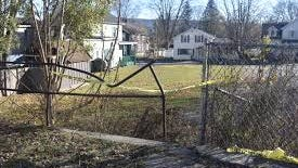 Location of dead baby found in Port Jervis in November.