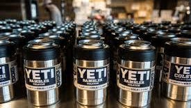 Austin-based Yeti filed a joint lawsuit with Amazon alleging two California residents  imported and sold counterfeit Yeti mugs on Amazon.com.