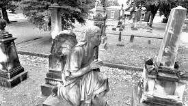 Augusta's Magnolia Cemetery covers 60s acres.