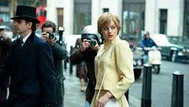 """Emma Corrin plays Princess Diana in the latest installment of """"The Crown."""""""