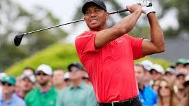 "Tiger Woods' life and career are the focus of docuseries, ""Tiger."""