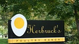 Herbruck's Poultry Ranch in Saranac donated more than 1.6 million eggs in 2020.
