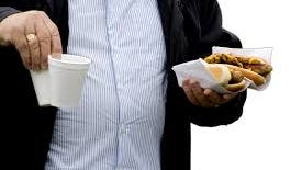 Protective service workers — cops, security guards and jailers — had the highest obesity prevalence, at more than 40 percent.