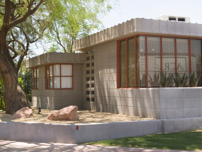 asu won 39 t take over frank lloyd wright house in arcadia. Black Bedroom Furniture Sets. Home Design Ideas