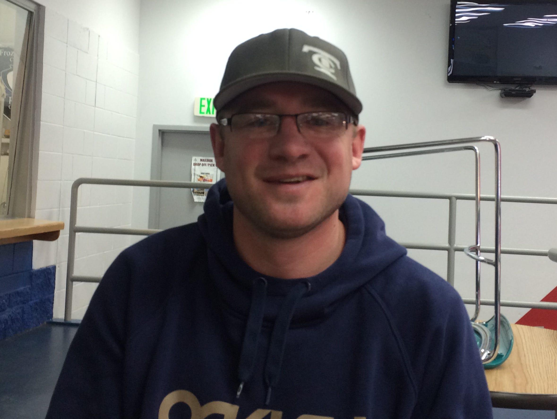 Rhett Gordon has been hired as the Fort Collins High School hockey coach
