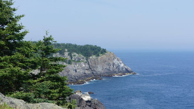 The Cliff Walk offers a series of dazzling ocean vistas as you weave your way around the south side of the island.