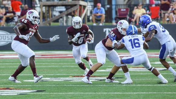 Five Warhawks are doubtful for Saturday's game with