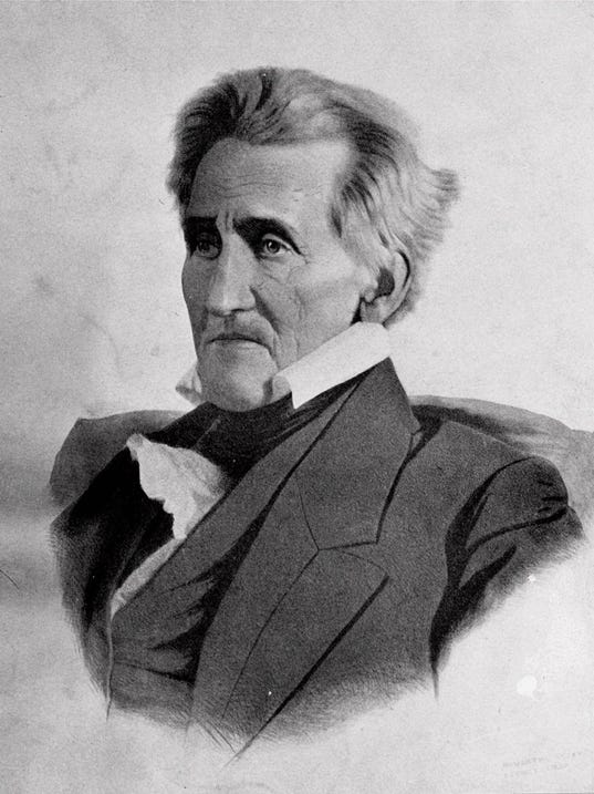 the love story of andrew jackson The story of andrew jackson actually helps to explain this the president said that he thinks if jackson had been a little bit later, you wouldn't have had the civil war give some context here.