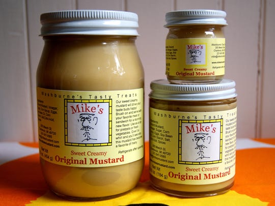 Mike's Mustard