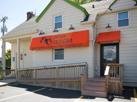 Bay Vista Taqueria is at 1205 Bay Rd. in Penfield, near Webster.