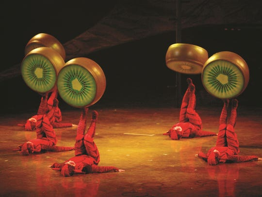 Cirque du Soleil: OVO will be at the Giant Center in Hershey from August 31-September 4.