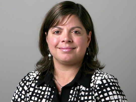 Tresa Baldas, reporter, Detroit Free Press.