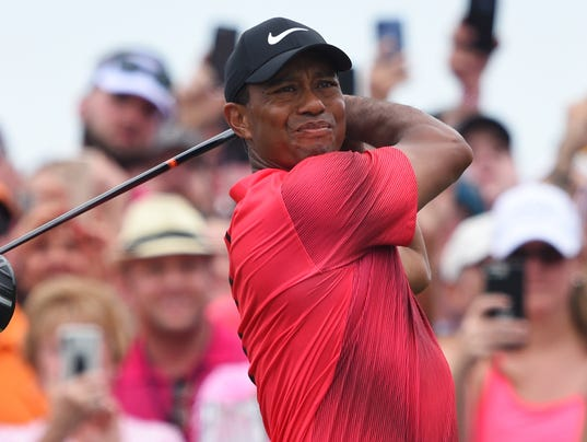 the players championship  tiger woods u0026 39  final round shot