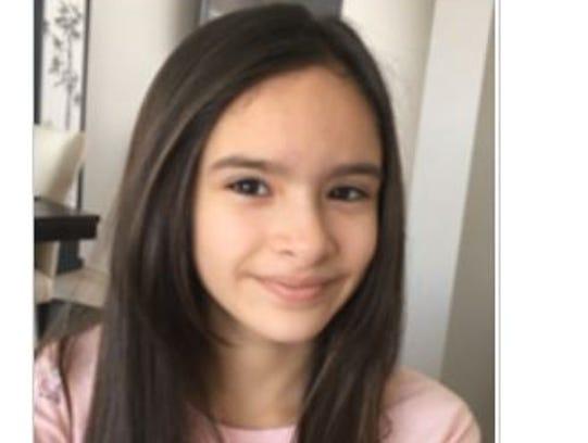 Miranda Vargas, 10, was killed in the Paramus bus crash.