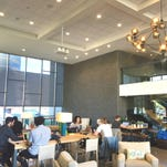 A view of Mod, a co-working space in midtown Phoenix