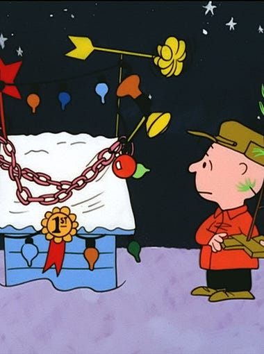 <strong>&quot;A Charlie Brown Christmas&quot;</strong> | Never gets old, even on, say, the 10,000th viewing (those with children know that if this is an exaggeration, it&#39;s only slight). The story &mdash; Linus, the unsung hero here, sets everyone straight on the true meaning of Christmas, and explains to Charlie Brown and the gang just why the ugly little tree turned out so great (&quot;All it needed was a little love&quot;) - is fantastic. Throw in the Vince Guaraldi Trio soundtrack, the great dancing scenes, Snoopy and his decorations and so much more and you&#39;ve got the best Christmas show, ever.&nbsp;<strong>How to watch:&nbsp;</strong>Rent on Amazon Prime, YouTube.