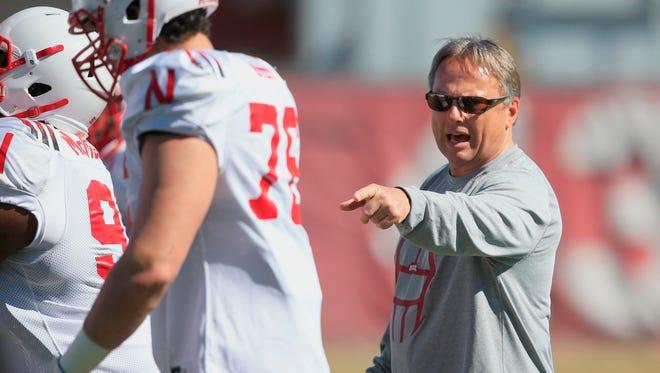 Nebraska defensive coordinator Mark Banker accused IU of stealing signs ahead of their matchup Saturday.