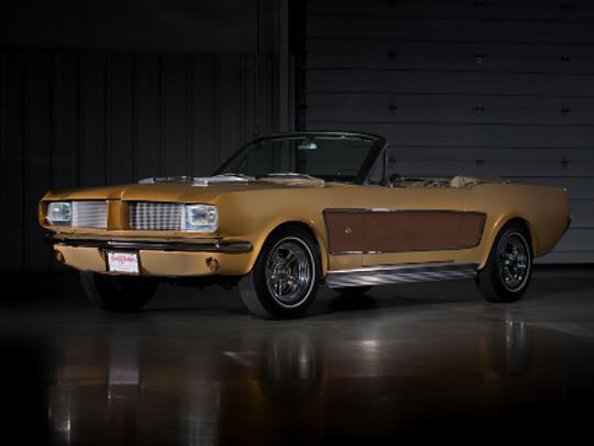 Sonny's 1966 Mustang Convertible