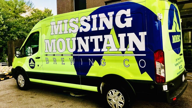 Missing Mountain Brewing Co. opened in June 2018 in Cuyahoga Falls.