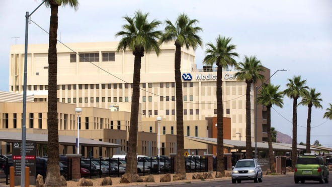 Among proposals to fix the VA is creating a culture of kindness. Many veterans at Phoenix town-hall meetings complained about rude treatment.  Michael Chow/Republic Exterior of the Carl T. Hayden Veterans Affairs VA Medical Center in Phoenix May 28, 2014.