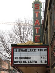 The State Theatre of Ithaca will host its eighth annual